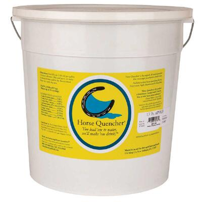 Horse Quencher Apple Hydration Blend 13lb