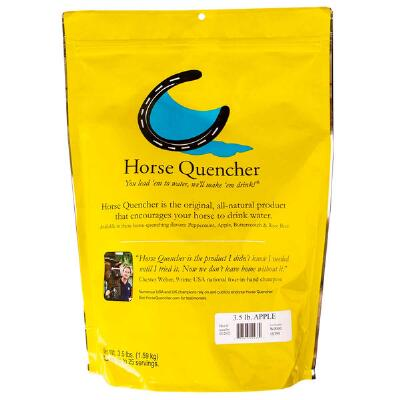 Horse Quencher Apple Hydration Blend 3.5lb