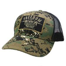 Farm Boy Freedom Digi Camo Mens Baseball Cap - TB