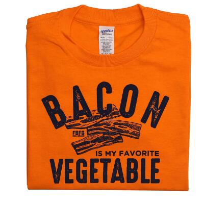 Farm Boy Bacon is my Favorite Short Sleeve Boys Tee