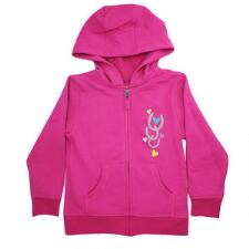 Farm Girl Love and a Horse Zip Front Girls Hoodie - TB