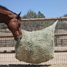 Freedom Feeder Extended Day Hay Net 1.5inch Netting - TB