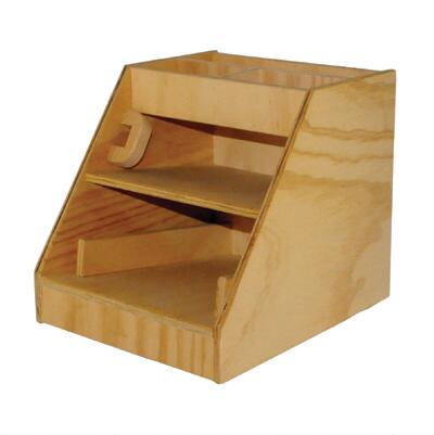 Farriers Tool Box Wood