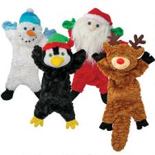 Jolly Pets Holiday Fat Tails Large - TB