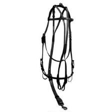 Feather-Weight Synthetic Open Bridle - TB