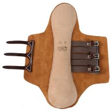 Feather-Weight LITE-N-TUFF Leather Trotting Boots - TB