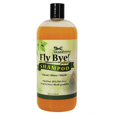 Guaranteed Horse Products Fly Bye Plus Shampoo 32 oz