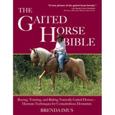 The Gaited Horse Bible Paperback Book - TB