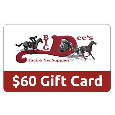Gift Certificate $60.00 Promotion