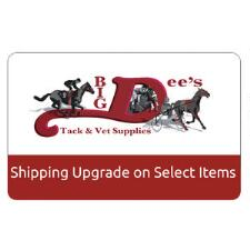 Promotion - Upgraded shipping on select items - TB