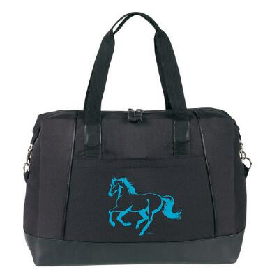Galloping Horse Carry All Duffle