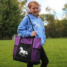 Galloping Horse Tote Bag - TB