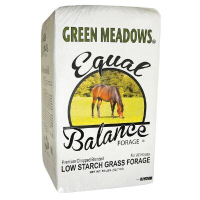 Green Meadows Equal Balance Compressed Bale 50 lb