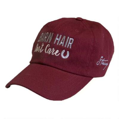 Stirrups Barn Hair Baseball Caps