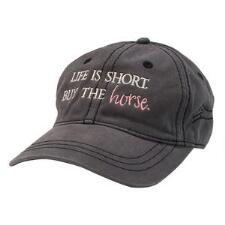 Stirrups Life is Short Ladies Baseball Cap - TB