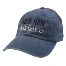 Stirrups Barn Hair Ladies Baseball Cap - Indigo - TB