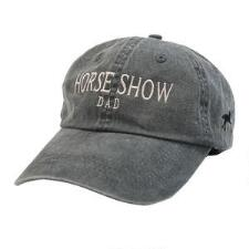 Stirrups Horse Show Dad Mens Baseball Cap - TB