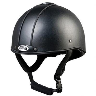 GPA Jock Up 3 Helmet Black