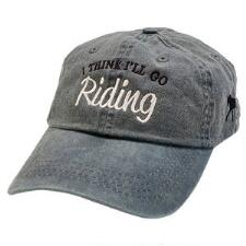 Stirrups Go Riding Baseball Cap - TB