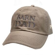 Stirrups Barn Dad Mens Baseball Cap - TB