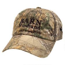 Stirrups Barn Husband Mens Baseball Cap - TB