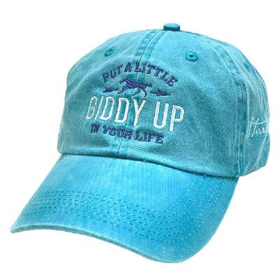Stirrups Giddy Up Ladies Baseball Cap