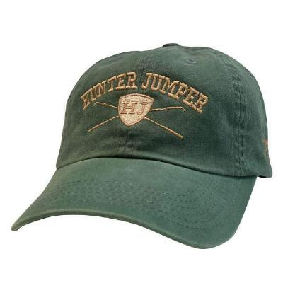Stirrups Hunter-Jumper Ladies Baseball Cap