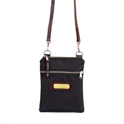 Perris Leather Champions Collection Crossbody Bag