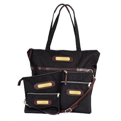 Perris Leather Champions Collection Show Accessory Bag