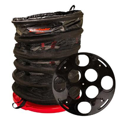 HelixFeeder Collapsible Slow Feeder with Multi-Plate