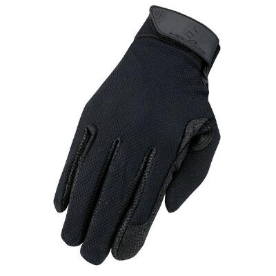 Heritage Tackified Performance Glove - Black