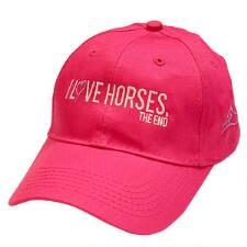 Stirrups Love Horses Youth Baseball Cap - TB