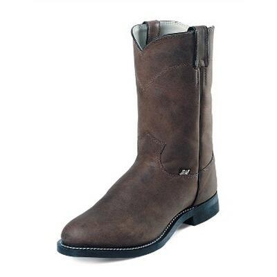 Basic Roper Crazy Cow Bay Ladies Western Boot