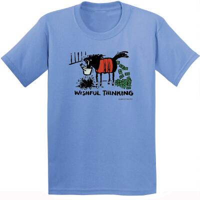 Stirrups Wishful Thinking Ladies Tee