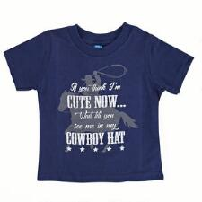 Cowboys Unlimited Cute Now Boys Tee - TB