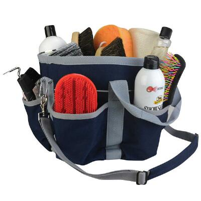 Grooming Tote with Shoulder Strap