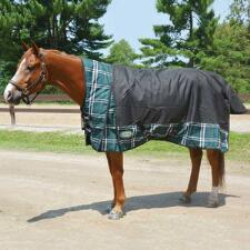 Country Pride Paladin High Neck 1200D Turnout Sheet - TB