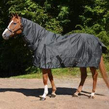 Country Pride Rainier Extended High Neck 1680D Heavyweight Turnout Blanket - TB