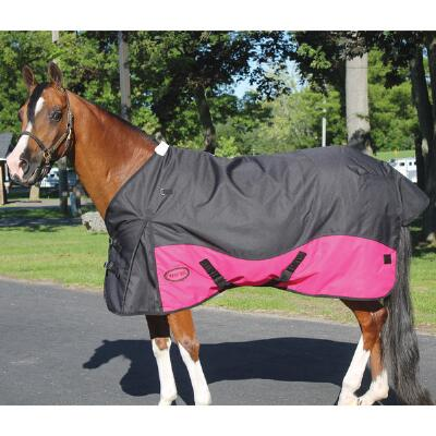 Glacier 1200D Midweight Turnout Blanket