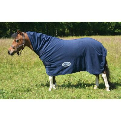 Micro Fleece High Neck Miniature Cooler
