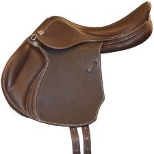 Prestige Italia Sinead Latex Panel Eventing Saddle - Shop Worn - TB
