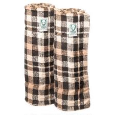 Wilkers Black Plaid Combo Quilted Leg Wraps - Pair - TB