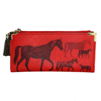 Horse Silhouette Wallet