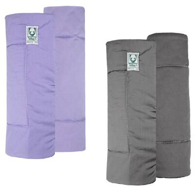 Wilkers Combo Quilted Leg Wraps Pair