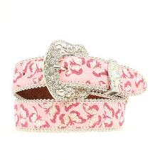 Blazin Roxx Pecos Girls Belt