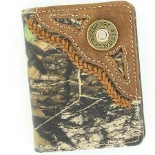 Nocona Mossy Oak Camoflage Wallet Collection - TB