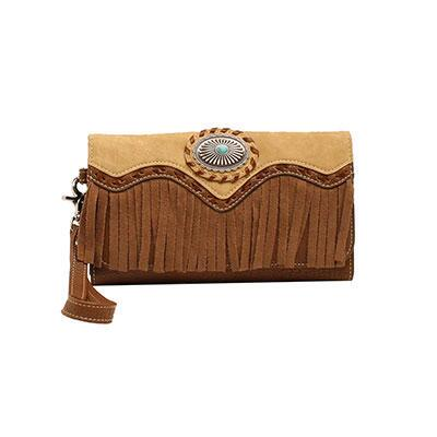 Blazin Roxx Fringe Ladies Wallet