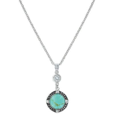 Montana Silversmiths True North Turquoise Necklace