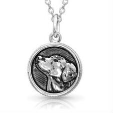 Montana Silversmiths Happy Tails Golden Retriever Jewelry - TB