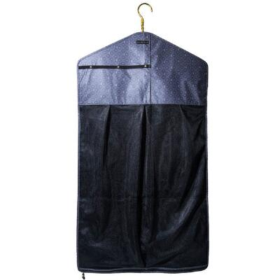 Paul & Lydia Grey Bits Garment Bag